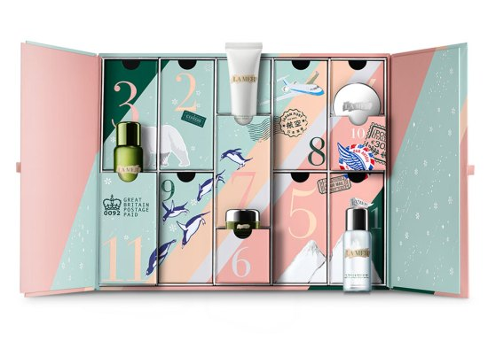 beauty advent calendars 2018 La Mer