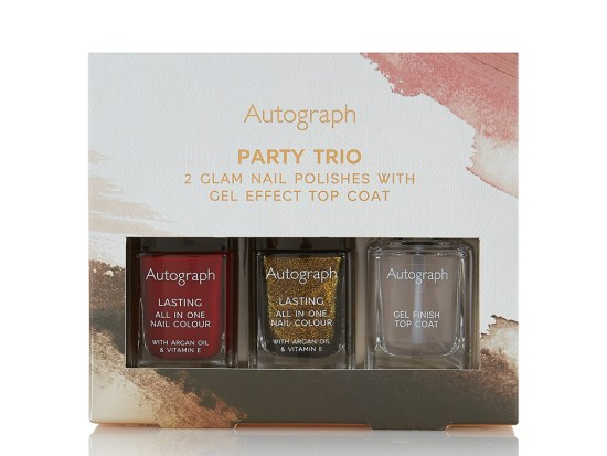 christmas beauty gift sets M&S