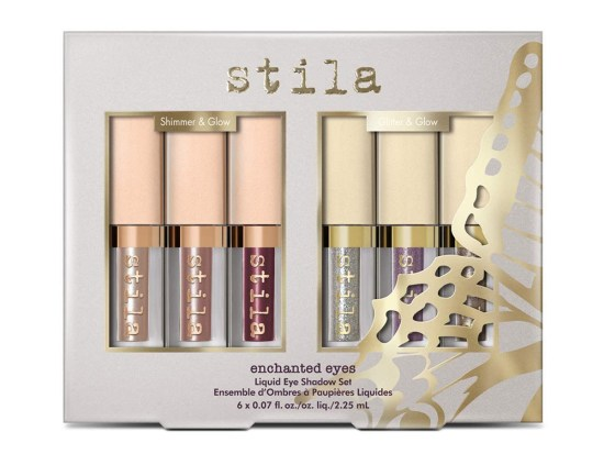 Christmas beaut gift sets stila