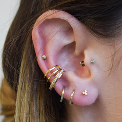 ear piercing london