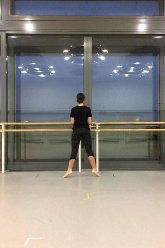 ballet challenge