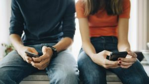 Is your relationship doomed if he's not on social media?