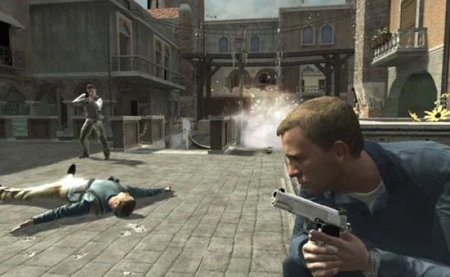 Quantum Of Solace The Video Game Review Trusted Reviews