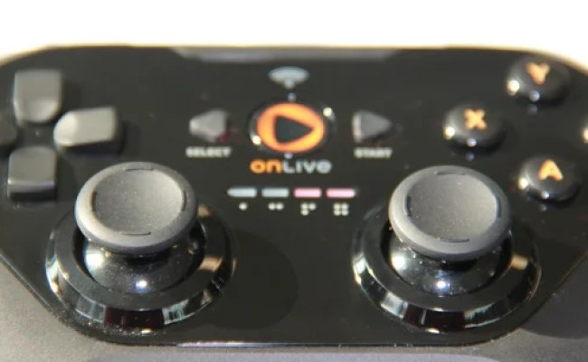 Onlive Universal Controller Review Trusted Reviews