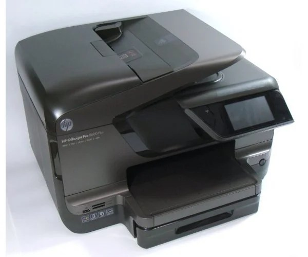Hp 8600 No Printer Serial