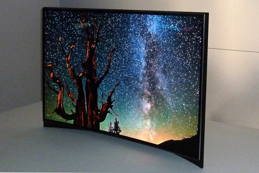 Best Iphone X Wallpaper Oled Samsung 55in Curved Oled Tv Review Trusted Reviews