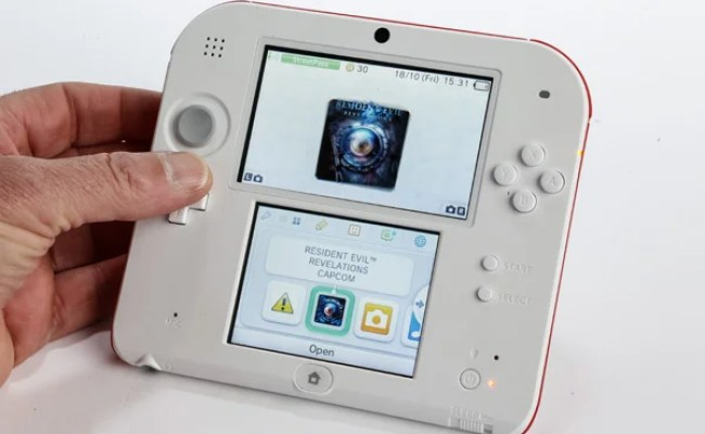 Nintendo 2ds Review Trusted Reviews