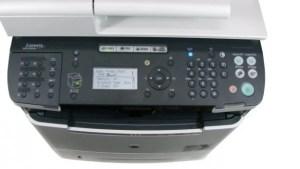 Canon i-SENSYS MF6180dw - Управление