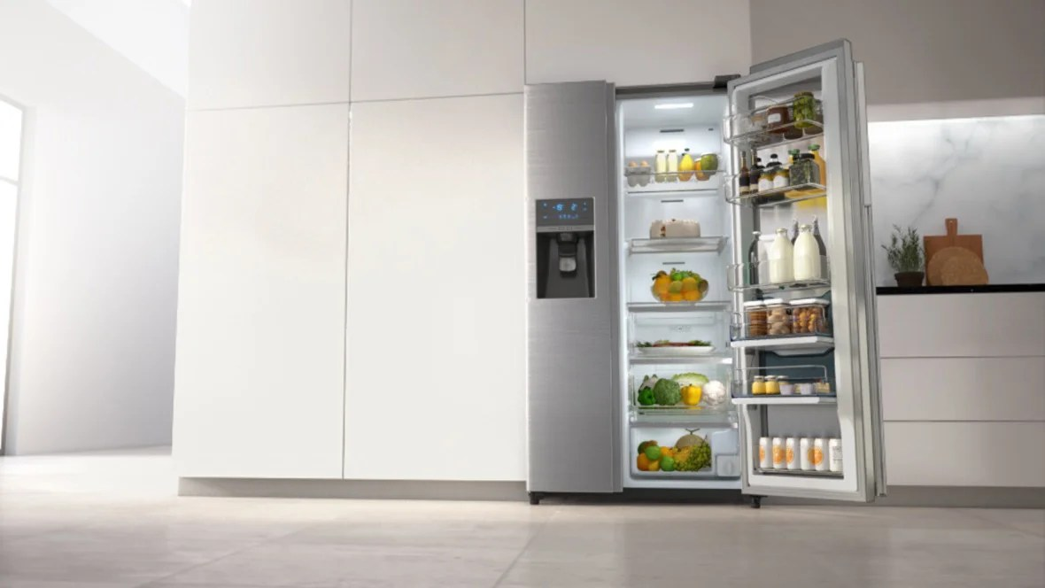Samsung RH57H90507F Food ShowCase Review  Trusted Reviews
