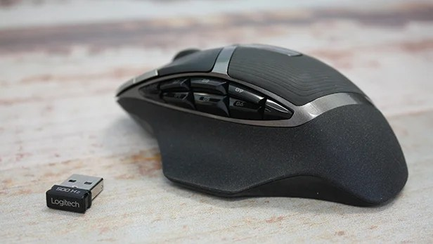 Logitech G602 Gaming Mouse Review Trusted Reviews