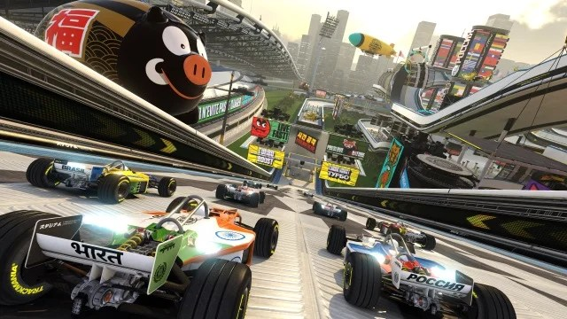 Pixel Car Racer Wallpaper Trackmania Turbo Review Trusted Reviews