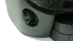 HP ENVY 7640 - Слоты для карт