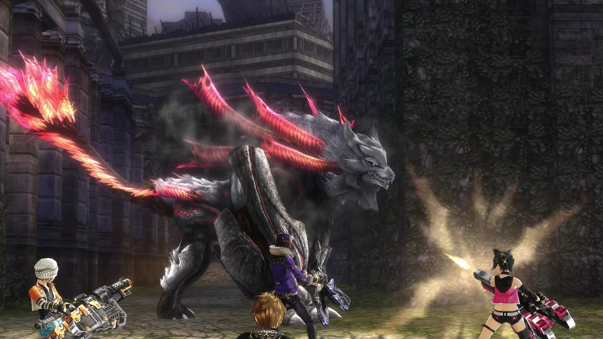 God Eater 2 Rage Burst Review Trusted Reviews