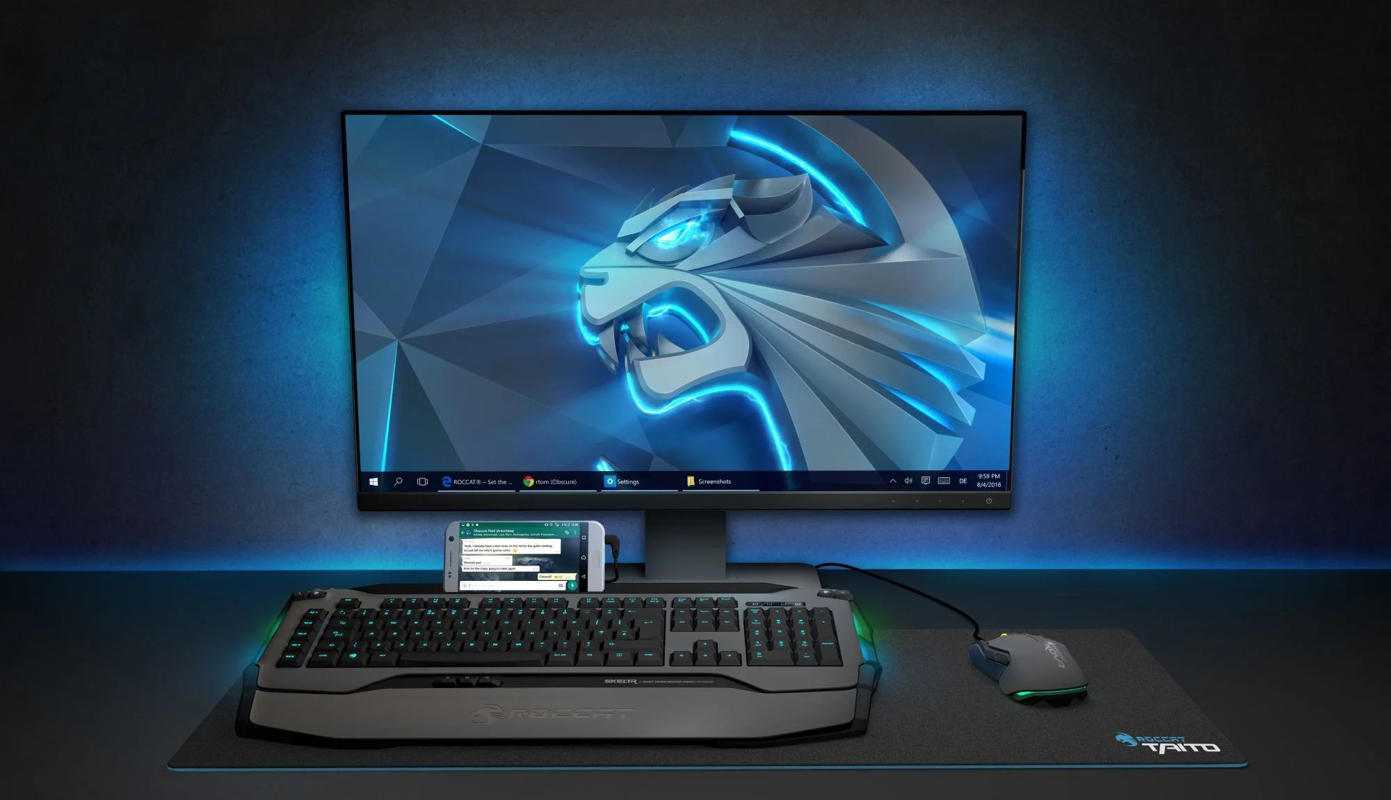 Roccat Skeltr Review  Trusted Reviews