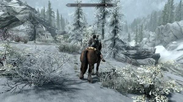realistic horse mod skyrim se # 54
