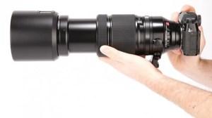 Fujifilm XF 100-400мм 6