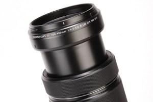 Fujifilm XF 100-400мм 7