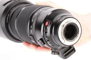 Fujifilm XF 100-400мм 8