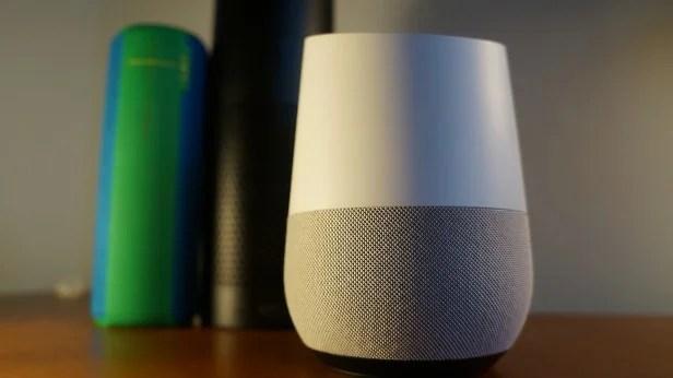 Revisión de Google Home 5