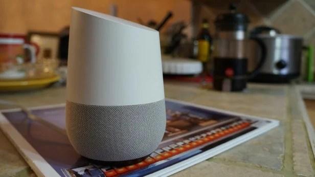 Revisión de Google Home 7