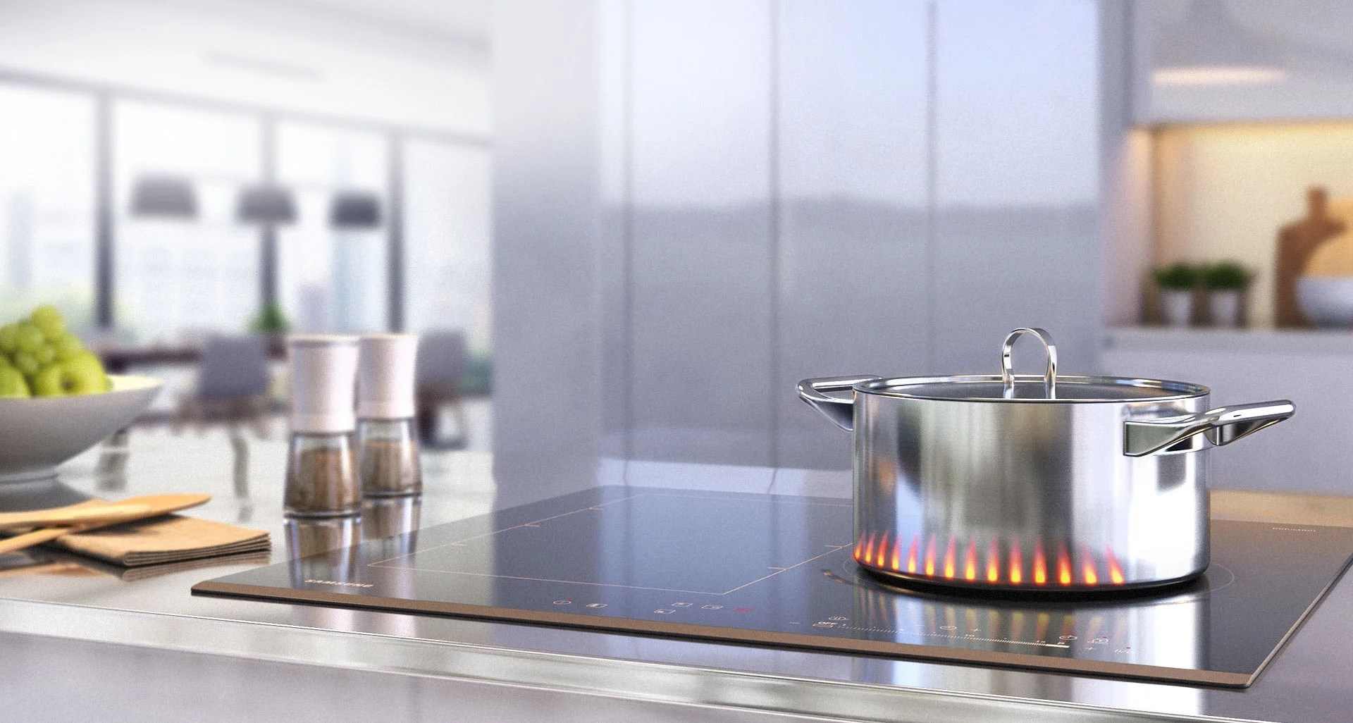 kitchen stoves cabinet home depot best induction hobs 2018: the 10 for ...