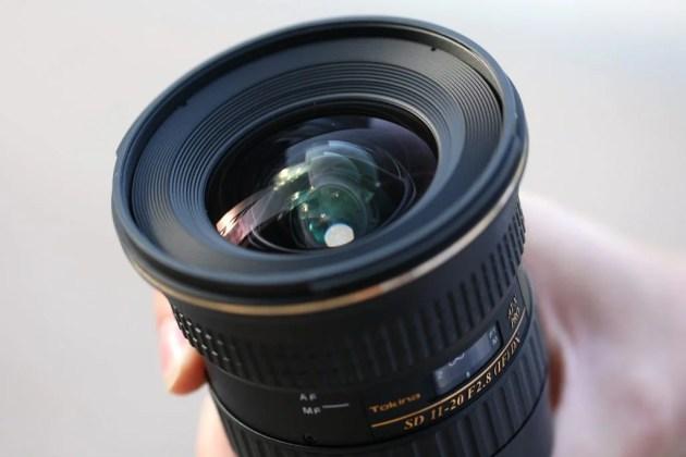 Tokina AT-X 11-20mm F / 2.8 PRO DX