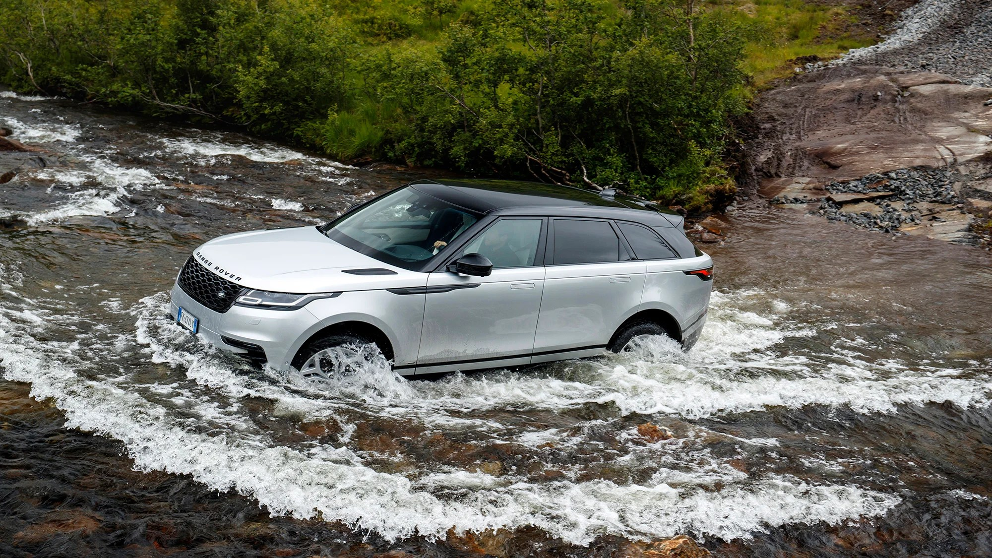 Why the 2017 Velar is the coolest Range Rover ever