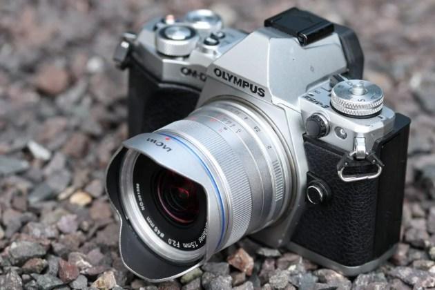 Laowa 7,5 мм F / 2 MFT hood2