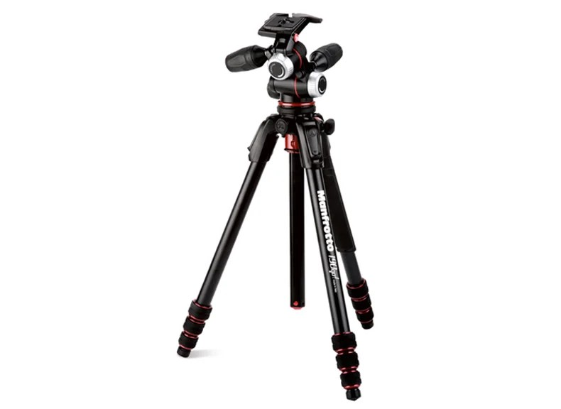 Best Tripods 2018: Give your camera a rock-solid base