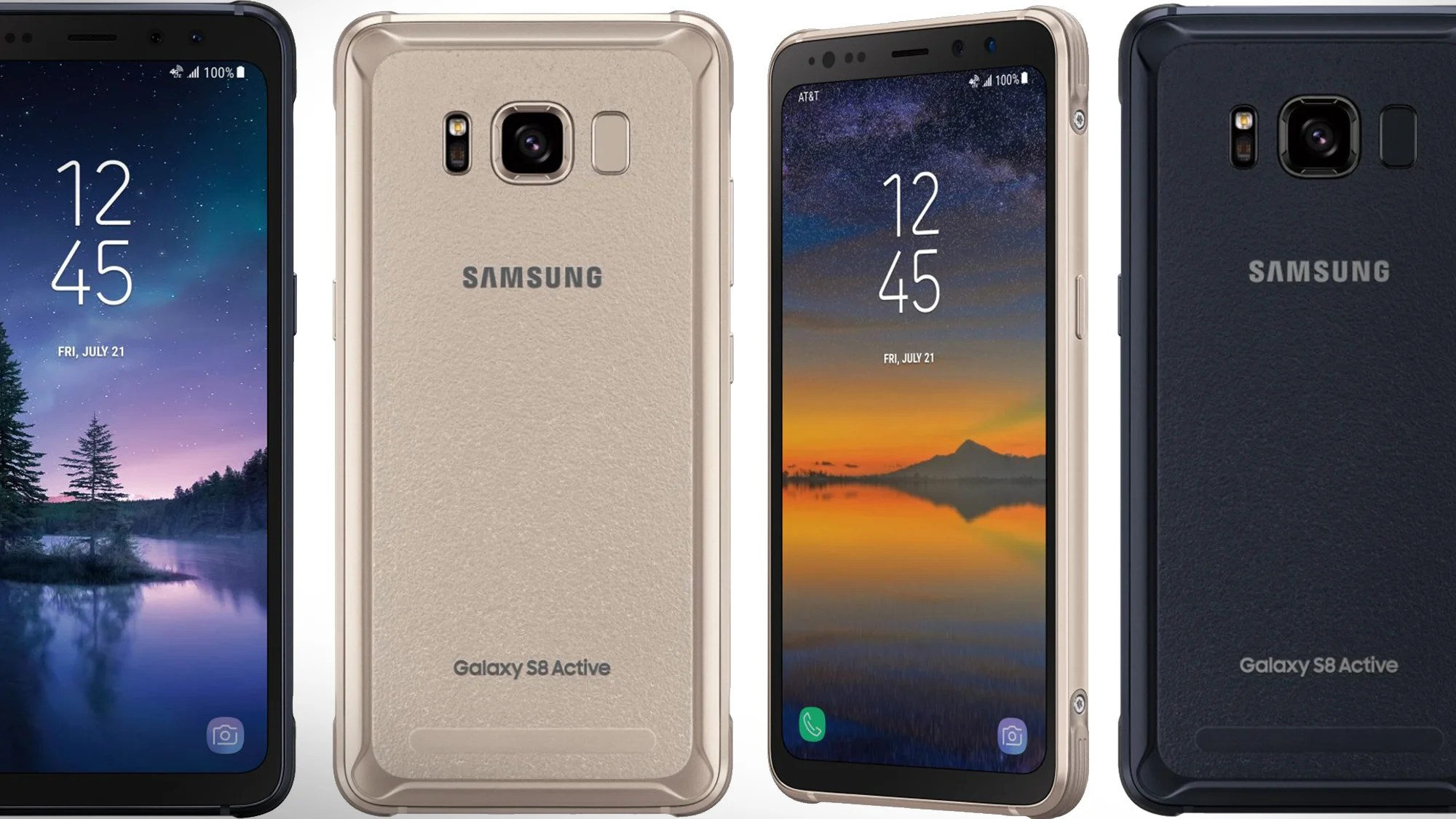 latest kitchen gadgets cabinets los angeles samsung unveils galaxy s8 active, pre-orders set to go ...
