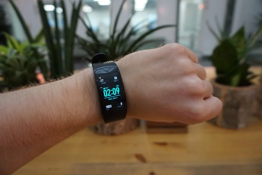 Samsung Gear Fit 2 Pro review  Trusted Reviews