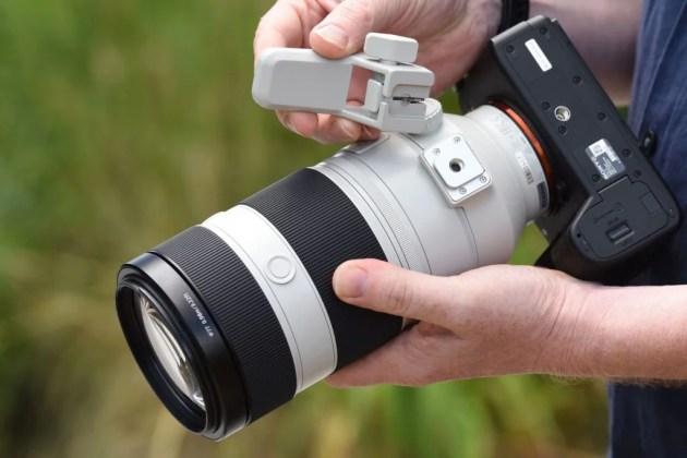 Sony 100-400mm GM штатив для ног
