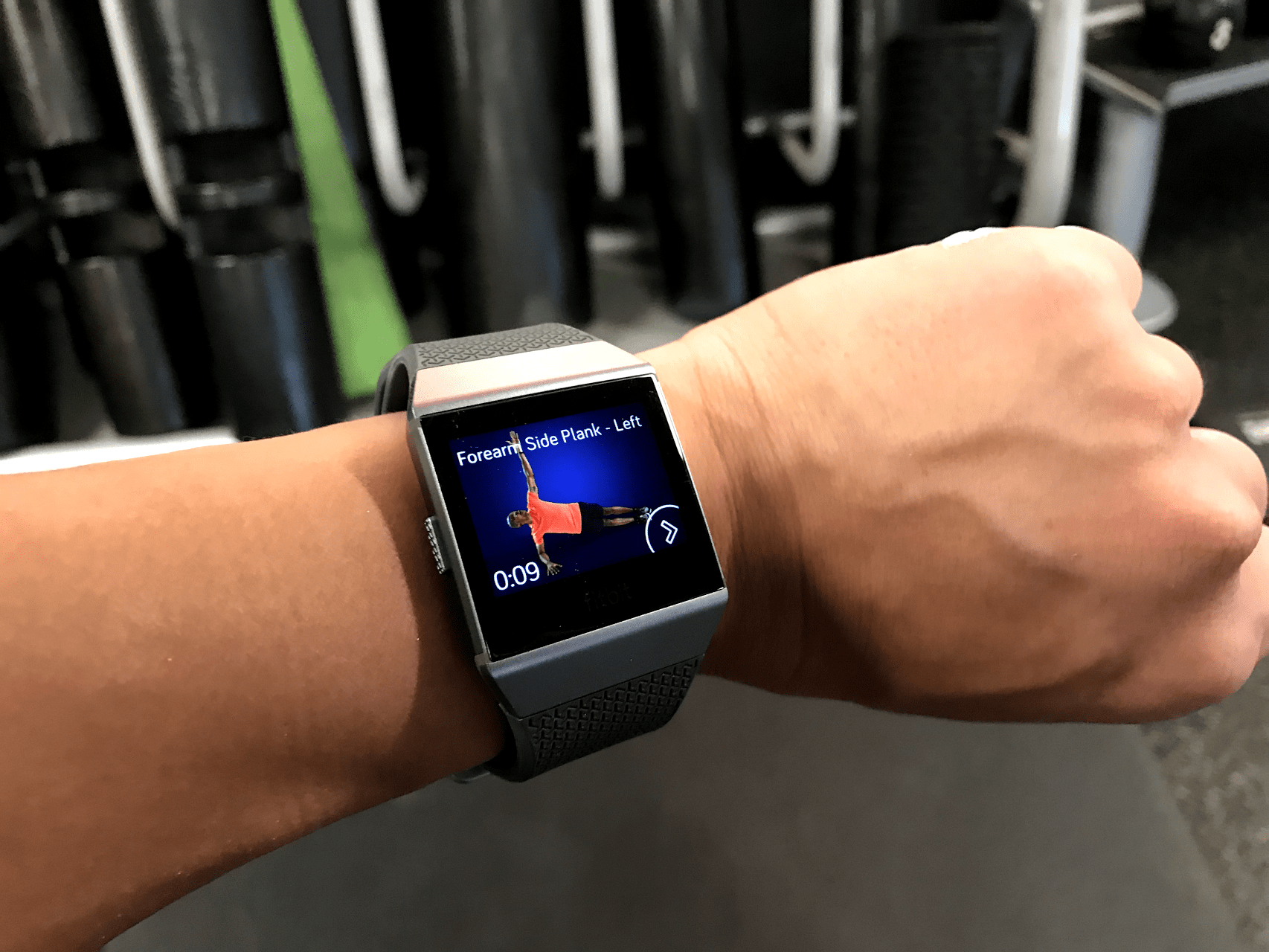 Fitbit Ionic Review Exercise And Activity Tracking