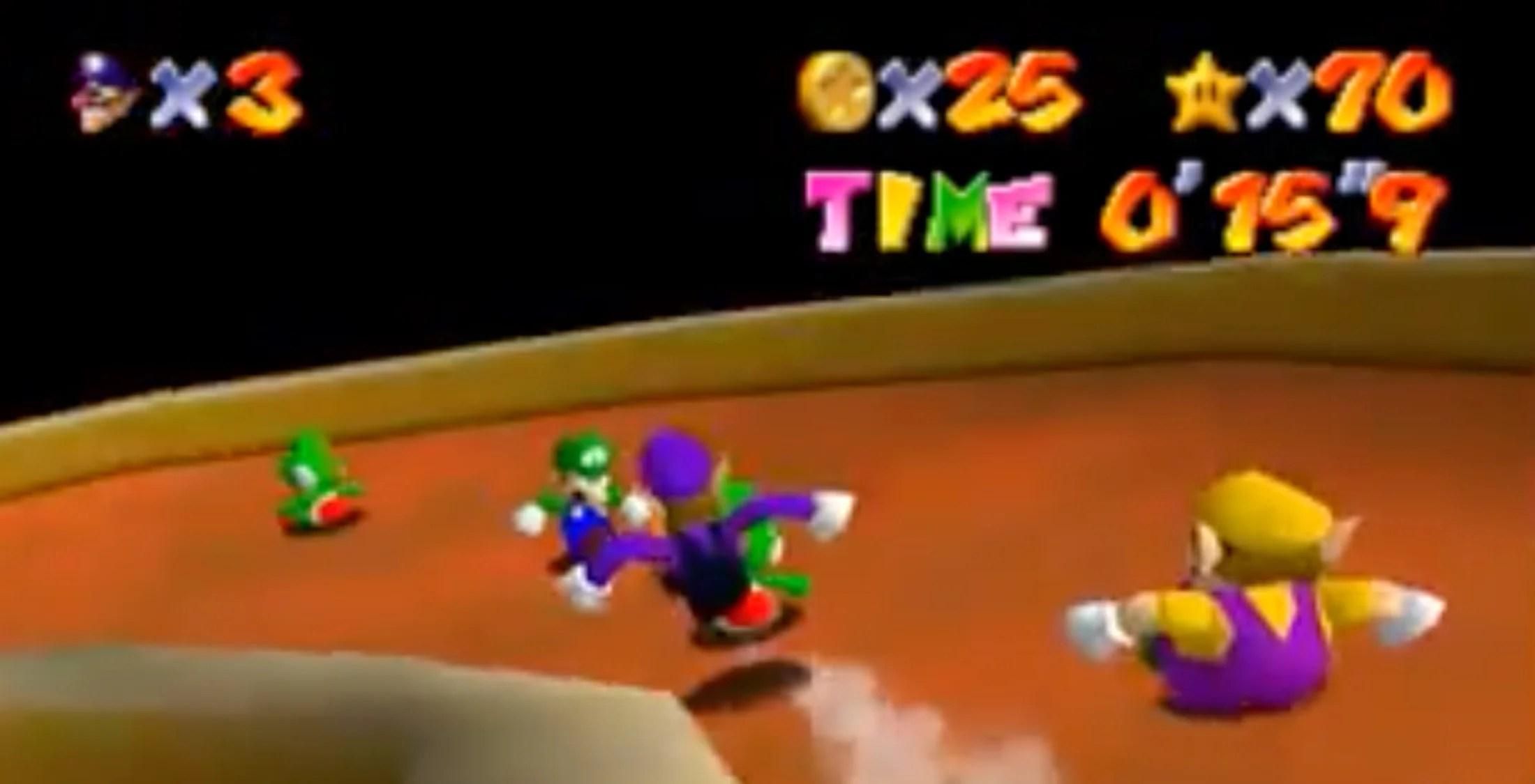 Super Mario 64 Online Lives Despite Nintendos Efforts To Kill Mod Trusted Reviews