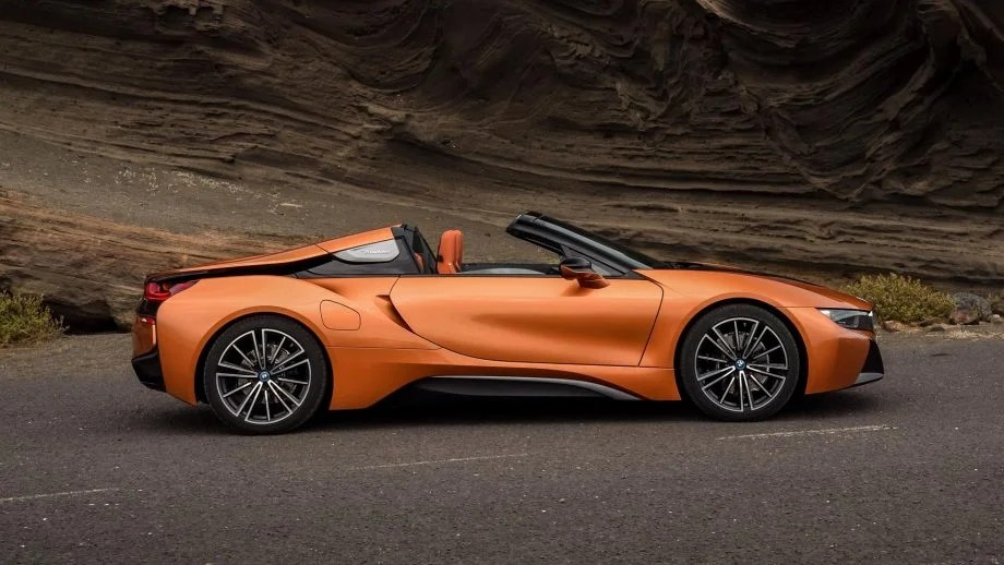 Bmw E30 Iphone Wallpaper Bmw I8 Roadster Revealed And It Might Just Be The Most