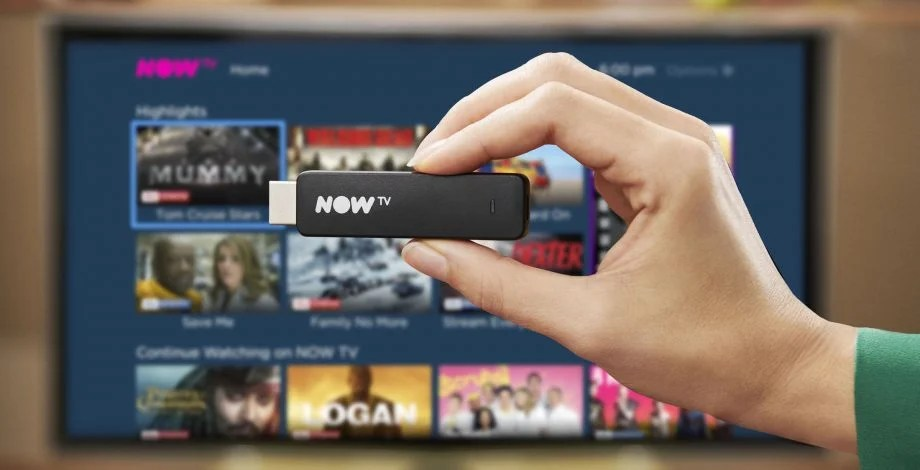 Now TV Smart Stick Brings Plug And Play Sky Sports With