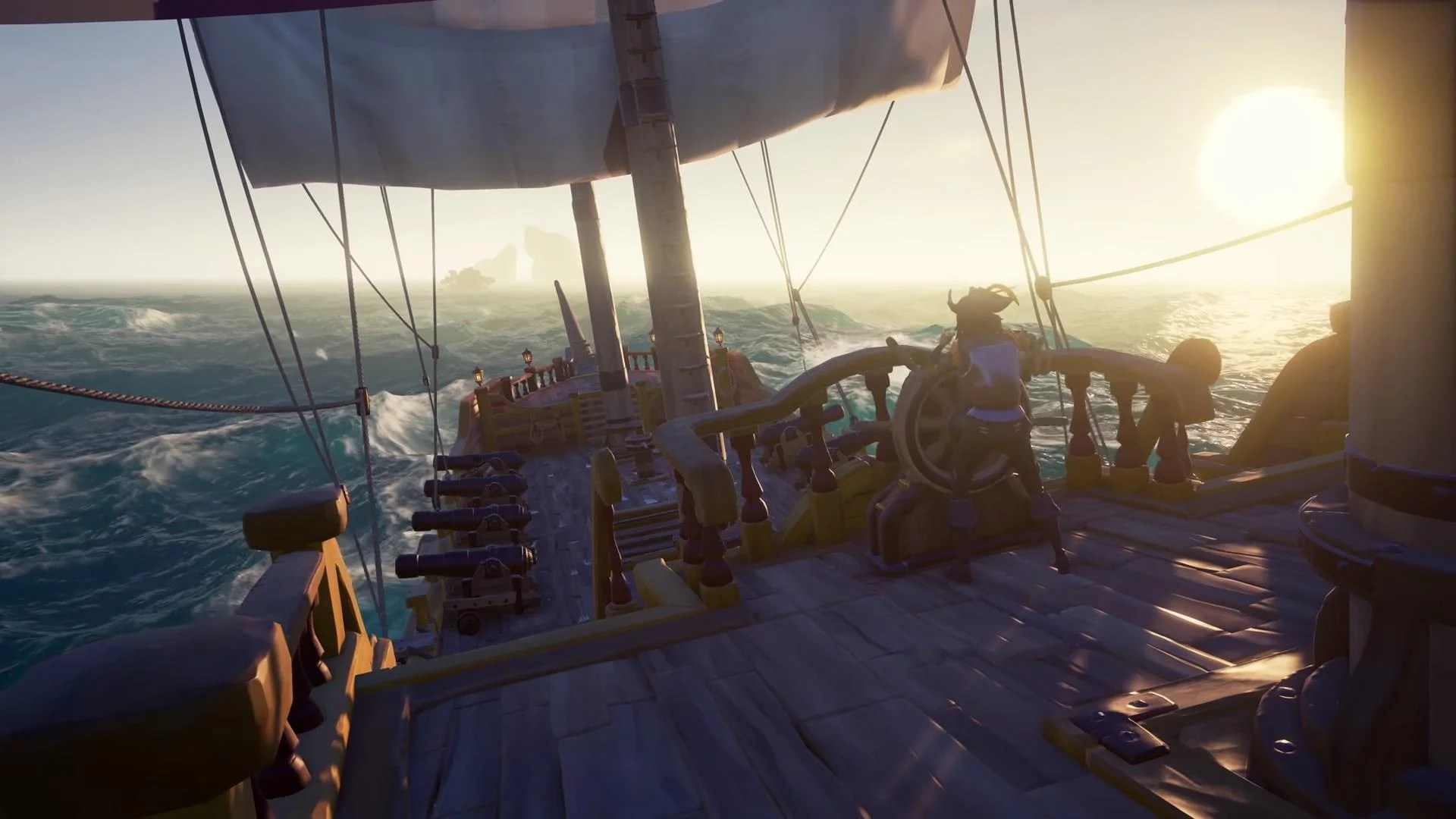 Rust Girl Wallpaper Sea Of Thieves Won T Have Lootboxes But You Can Buy In