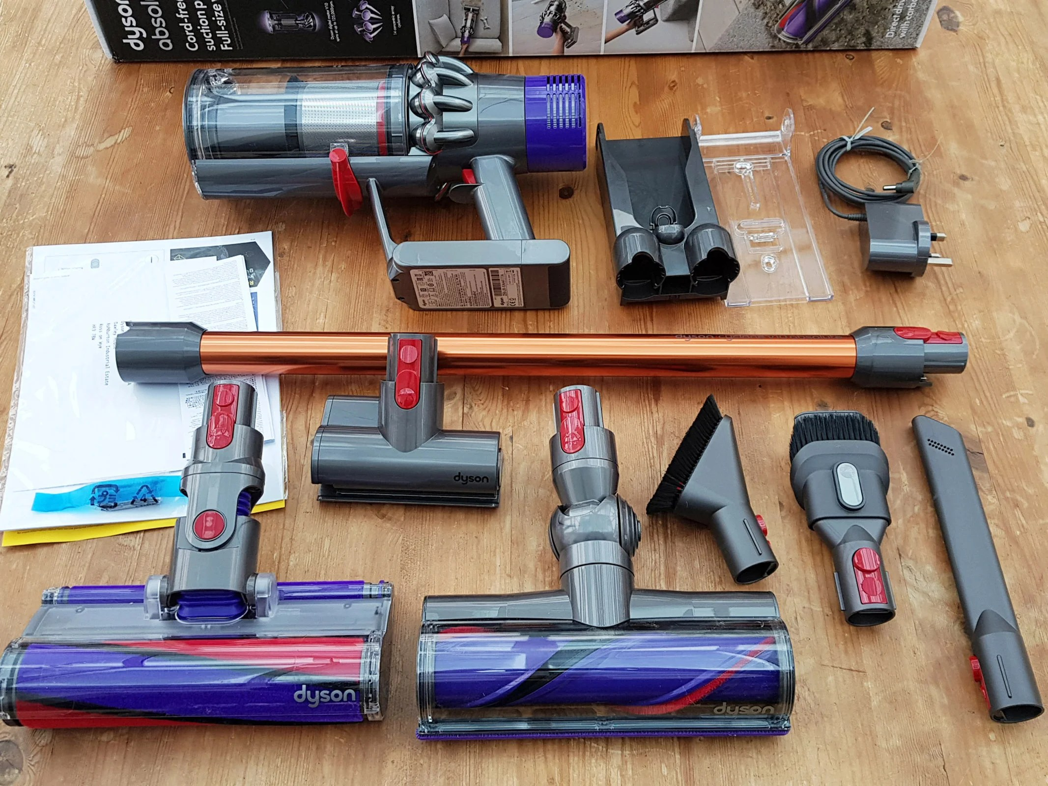 Dyson Cyclone V10 Absolute Review | Trusted Reviews