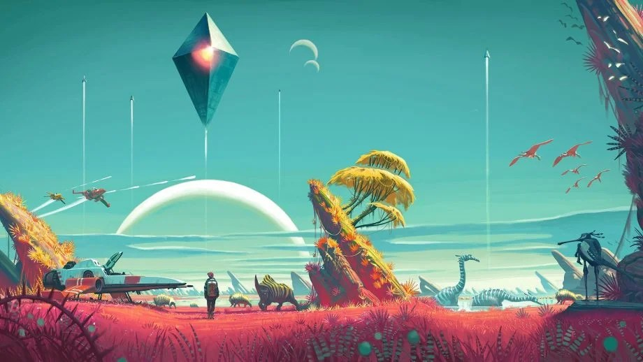 Here's when we're finally getting multiplayer in No Man's Sky   Trusted Reviews