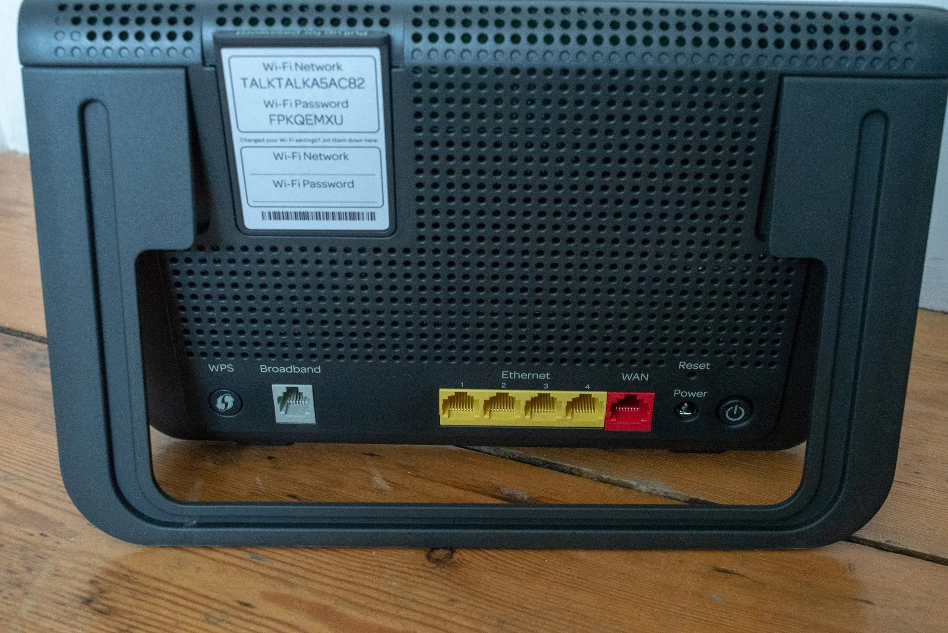 TalkTalk WiFi Hub Review  Trusted Reviews
