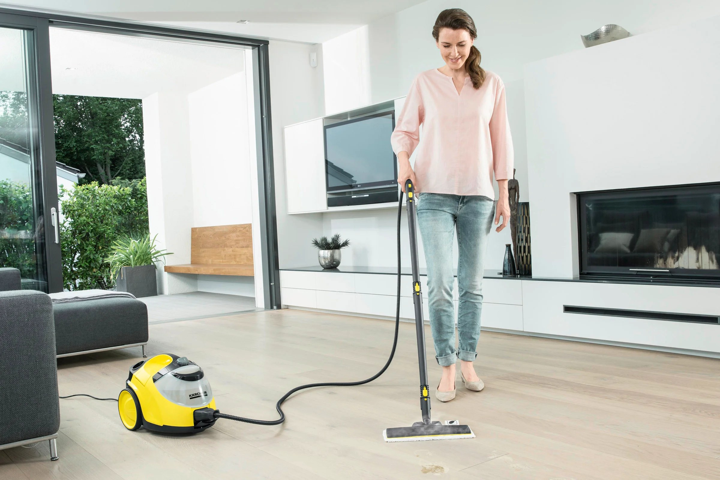 Karcher SC5 1 Best steam cleaners 2020: The best for carpet, tiles, floors and more