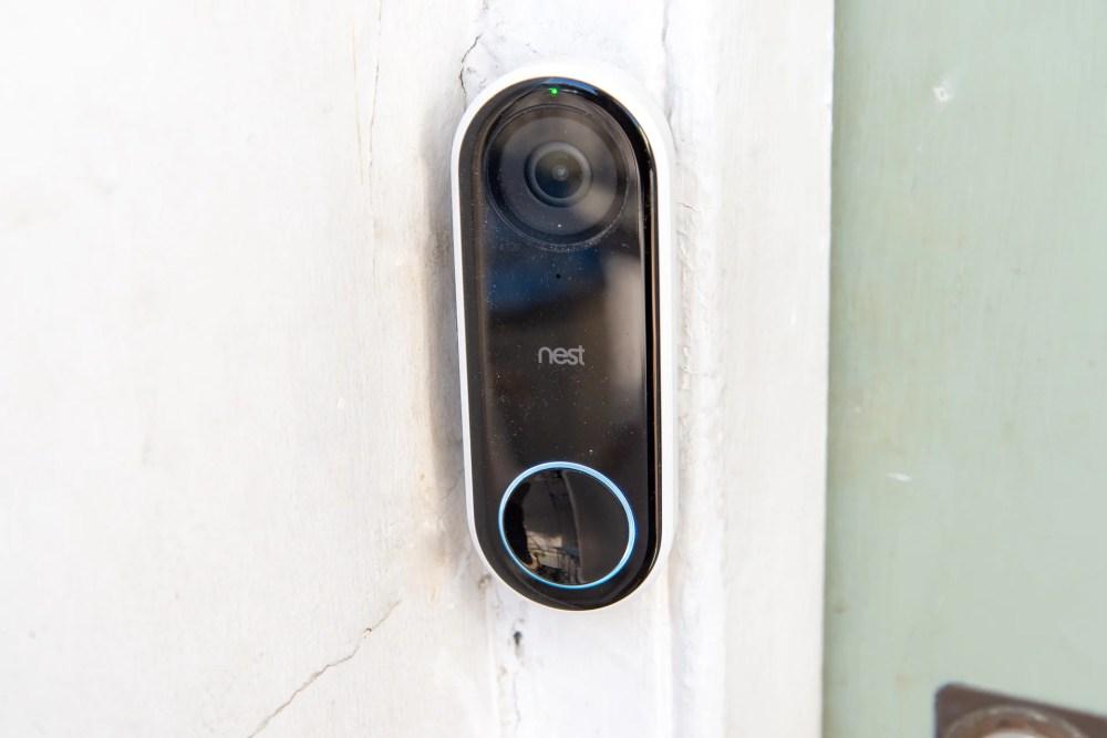 medium resolution of nest hello doorbell