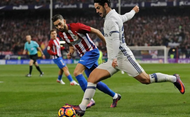 Real Madrid Vs Atletico Madrid Live Stream Watch The