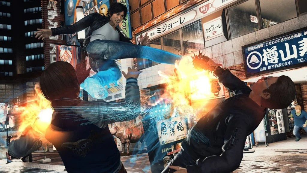 Image result for Judgment gameplay