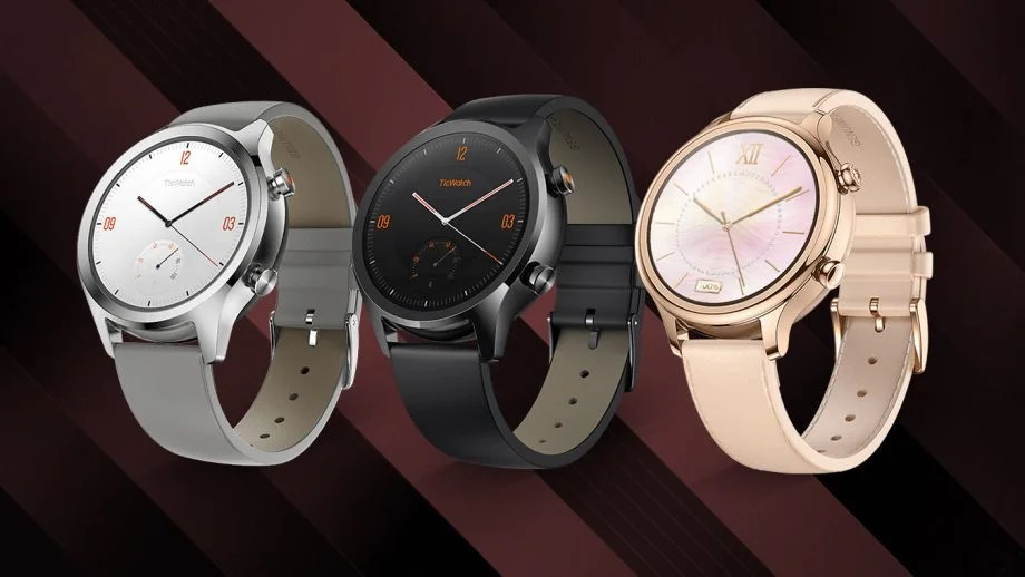 Stylish TicWatch C2 arrives to challenge Fossil in the Wear OS fashion stakes | Trusted Reviews