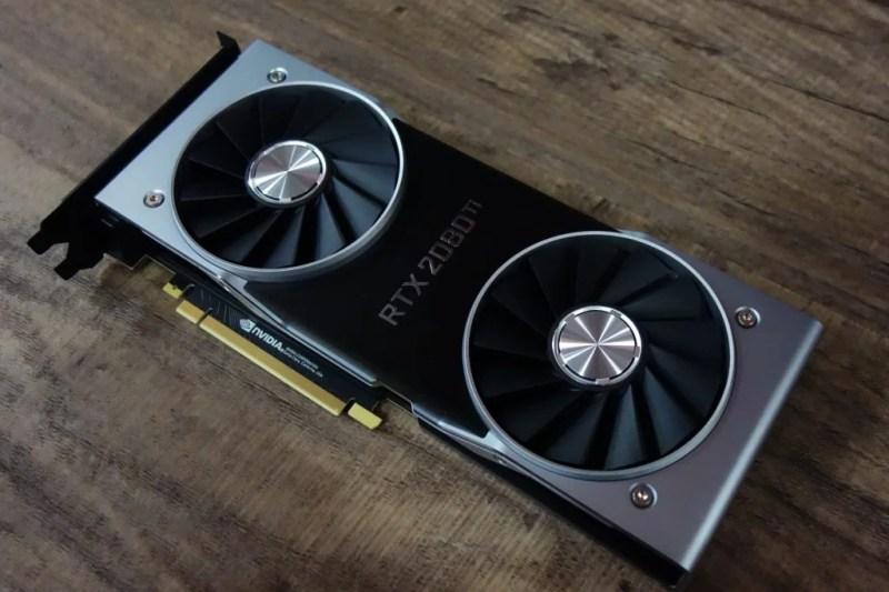 Best Graphics Card Nvidia RTX 2080 Ti