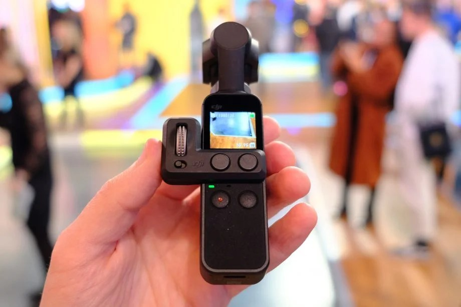 DJI Osmo Pocket First Look Review | Trusted Reviews