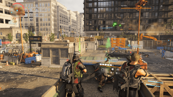 Image result for tom clancy's the division 2 gameplay