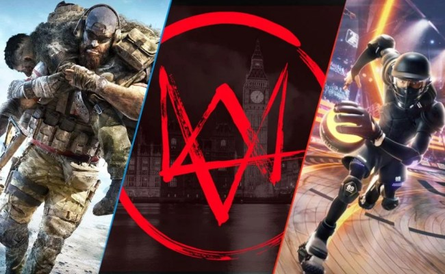 Ubisoft E3 2019 Every Game Announced At The Ubisoft Showcase