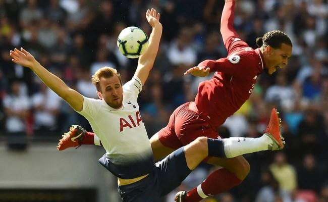Liverpool Vs Tottenham Watch The Champions League Final